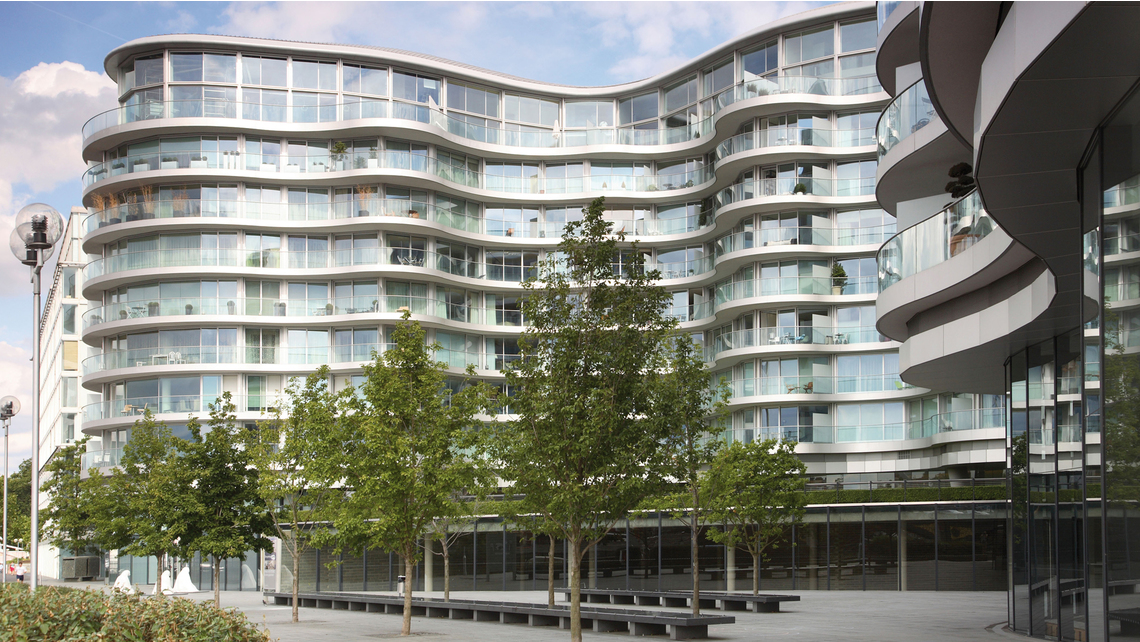 Case Study: Albion Riverside, London