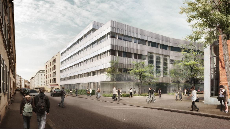 Case study: University centre for dentistry (UZB) in Basel
