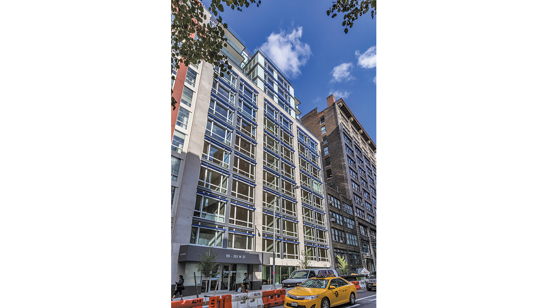 Case study: Chelsea Green Multi-Residential in New York
