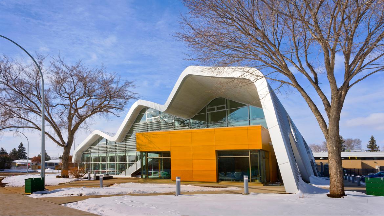Case Study: Jasper Place Branch Library, Edmonton, CA