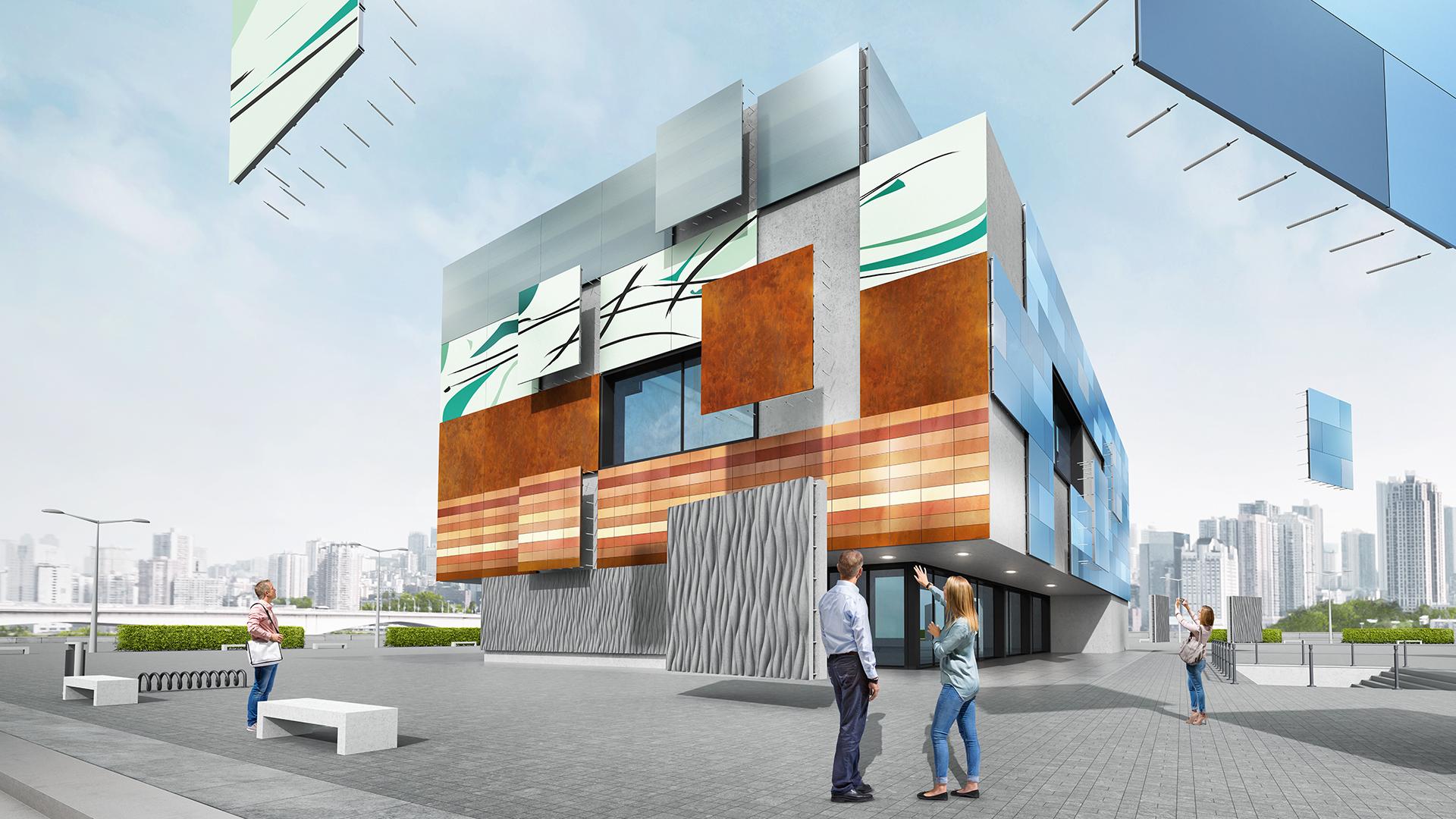 Your link to facades: Schöck Isolink®