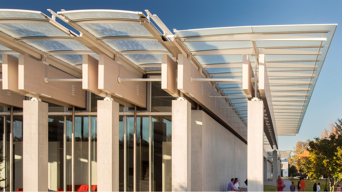 Case study: Kimbell Art Museum Expansion