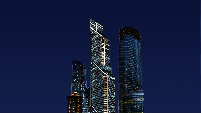 Case study: Mercury City Tower