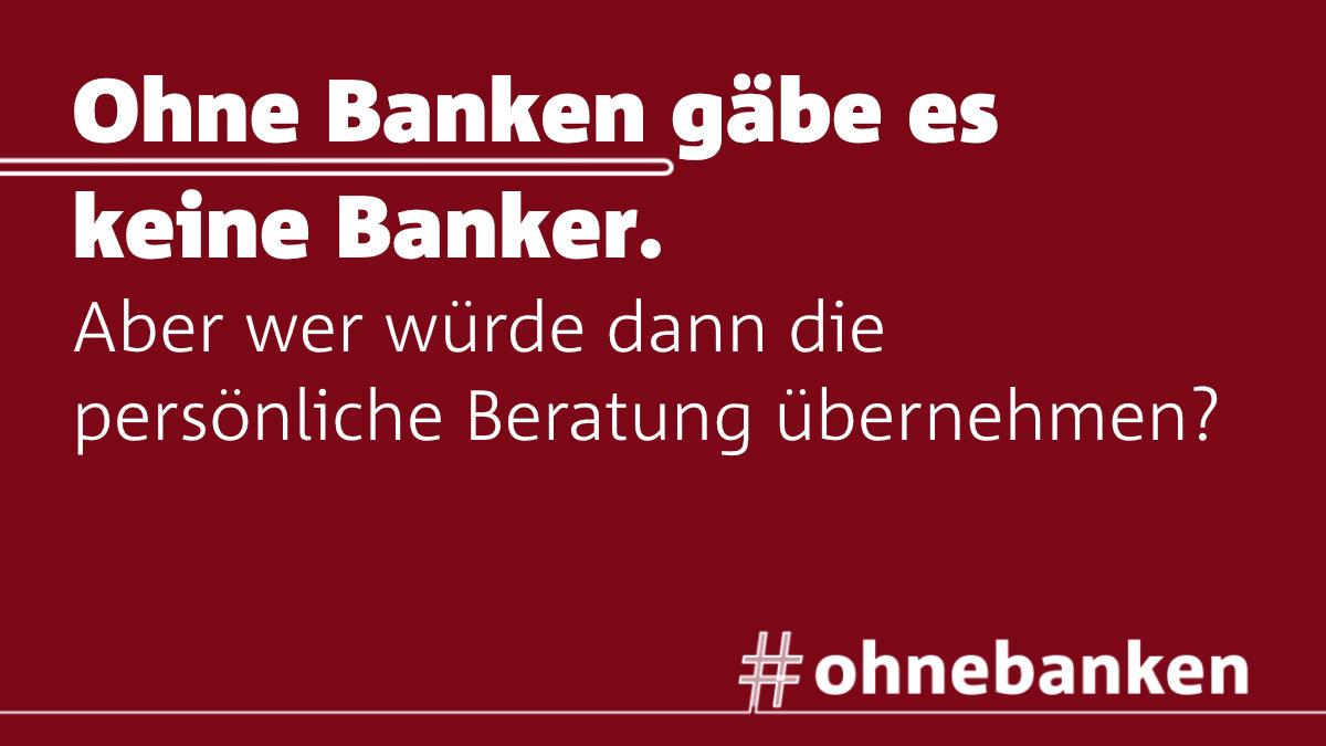 ohnebanken keine Banker